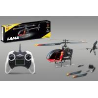 Quality 2.4G Single Propeller R/C Lama Helicopter for sale