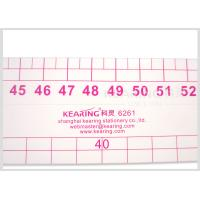 Quality Kearing Plastic 61CM Vary Form Curve Ruler , Flexible french curve ruler pattern making for sale