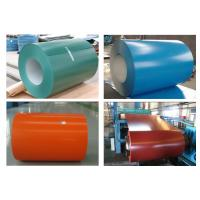 Quality AA1XXX/3XXX Color Coated Aluminum Coil High Corrosion Resistance For Roofing / Ceiling for sale
