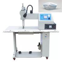 Quality Multifunctional Ultrasonic Sewing Machine In Surgical Gown / Bulletproof Vest for sale