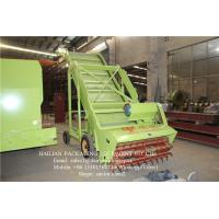 Quality 5000mm Height TMR Feed Mixer For Cow And Sheep Farm , Agriculture Feed Loader for sale
