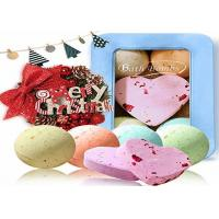 Buy Natural Essential Oil Lush Spa Bath Bombs For Dry Skin Women Birthday Gift at wholesale prices