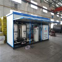 China Polymer Bitumen Emulsion Machine Emulsion Preparation Tank For Road Maintenance on sale