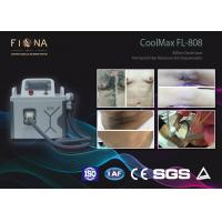 Fiber Coupled Diode Laser Hair Removal Machine 808nm For Any Color Hair