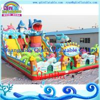 Quality Super Commercial Jumping Castles Sale Inflatable Castle Inflatable bouncy for kids play for sale