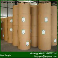 China coated art paper/copper printing paper/copper plate paper on sale