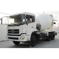 Quality 6x4 12m3 Mobile Concrete Mixer Truck DFL 5250 With 400L Water Tanker for sale