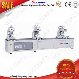 Quality UPVC Windows Three heads welding machine SHZ3-120x4500 for sale