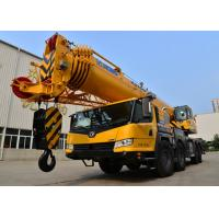 Quality Extended Streamline XCT12L4 Truck Hydraulic Mobile Crane excellent performance for sale