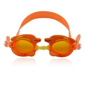 China Latest popular children swim goggles on sale