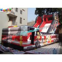 0.55mm PVC Commercial Inflatable Slide