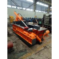 Quality Octagonal Bale 22kw Steel Press Machine Electronic Control Operation for sale