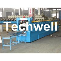 Quality Trailer Mounted K Span Roll Forming Machine For Arched Roof Panel for sale