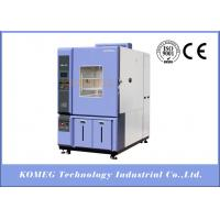 China Programmable Laboratory High and Low Temperature Humidity Test Chamber for Solar Panel Testing on sale