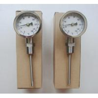 "Quality Radial Remote Reading Thermometer For Industry Inlet Thread 1/2"" 1/4"" for sale"