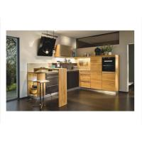 Quality high-quality kitchen cabinet supplier, Acrylic,Lacquer,Plywood,PVC,solid,wood grain,colored,melamine kitchen cabinet for sale