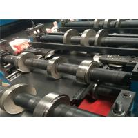 Quality Automatic Shelf Panel Roll Forming Equipment60mm Roller Axis 0.8-1.2mm Thickness for sale