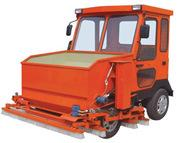 Brush Machine to Install and Maintain Artificial Grass Lawn, Synthetic Turf