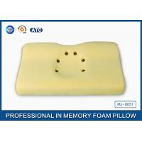 Buy cheap Ergonomic Medical Magnetic Memory Foam Bed Pillow , Health Magnetic Therapy Pillow from Wholesalers