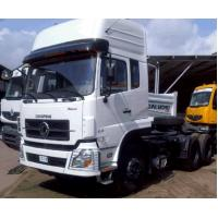 Quality Dongfeng commercial6*4/8*4 tractor truck  right hand drive and left hand drive for sale