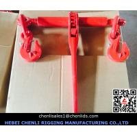 Quality 10MM 6300daN, European type ratchet load binder with safty pin, for sale