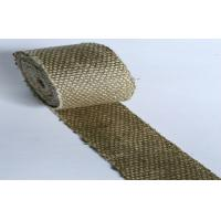 Quality Glass Fiber Tape Coated Vermiculite For Heat Shield / Valve Covers for sale