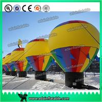 Quality Colorful Large Inflatable Balloon , Inflatable Advertising balloon,Hot Air Balloon for sale