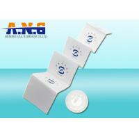 Quality ISO14443 NFC Paper HF Rfid Tags For Tracking And Identification,0.1mm Thickness for sale