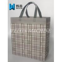 Buy China Manufacturer Customized High quality Grid Non Woven Gift Bag /ultrasonic at wholesale prices