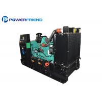 Quality 120kw Cummins Diesel Generators Electronical Governor And Powered By Engine for sale