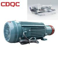 China 0.24 Hp 3 Phase Ac Motor , Ac Electric Motor Aluminum Housing With CE glass processing industry on sale