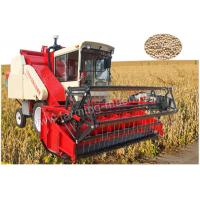China Soybean Combine Harvester on sale