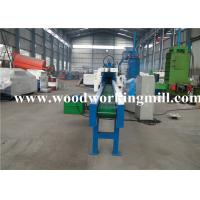 Quality Wood sawdust making machine with conveyor feeding design for sale