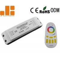 China Full Touch 2.4GHz RGB LED Strip Controller With RF Remote L150*W43*H35mm on sale