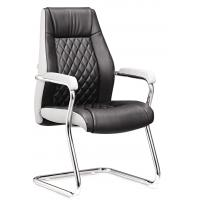 Quality Metal Frame Deluxe  Office Visitor Chairs Stackable Ergonomically Designed for sale