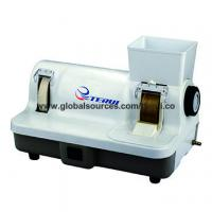 Hand edger & polisher HEP-460, high speed rotating grinding wheel