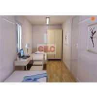 Quality Portable Prefabricated Accommodation Prefabricated Modular Buildings With Kitchen for sale