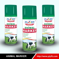 Quality No Harm Tinplate 500ml 600ml Animal Tail Marking Paint for sale
