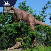 Quality High Simulation T-REX Realistic Dinosaur Models For Park Decoration for sale