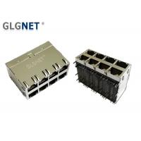 Industrial Switche Magjack Rj45 With Integrated Magnetics 10G Base T