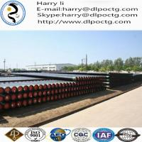 China spiral welded steel pipe 3 to 12m length 6API5L oil gas used pipe line on sale