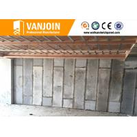 Buy Non Asbestos Sandwich Wall Panels , Interior Wall Partition Panel at wholesale prices