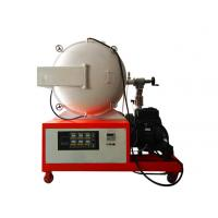 China 1700℃ Max. 10 Pa High Temperature Vacuum Treatment Furnace with Vacuum Pump on sale
