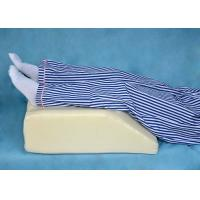 Quality Patient Lower Limbs Raising Pad Medical Wedge Pillow Improving Recovery for sale
