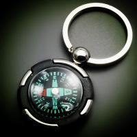 Quality Compass key chain for sale