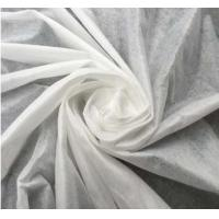 China 100% Tencel Spunlace Nonwoven Fabric White Color For Household / Restaurant on sale