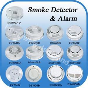 China Smoke-detector-alarm-Smart-Home-Home-Security-Fire-Alarm-Smoke-Detector-fire-alarms-fire-security on sale