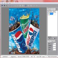 Quality PLASTICLENTICULAR 2d to 3d design software in the processing of lenticular images for sale