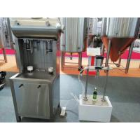 Quality 50Hz SUS304 Automatic Glass Bottle Filling Machine For Beer / Beverage for sale
