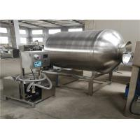 Quality Industry Meat Tumbler Machine , Rust Resistant Tumbler Mixer Equipment for sale